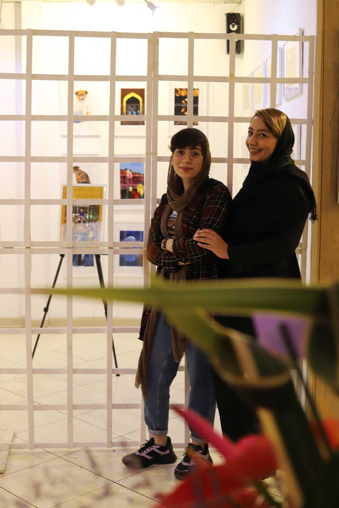 رزرو گالری و نمایشگاه هنرهای تجسمی الیزه در شرق تهران نمایشگاه نگارخانه نقاشی عکاسی مهندس سهراب نعیمی خطاطی آرتیست هنر
