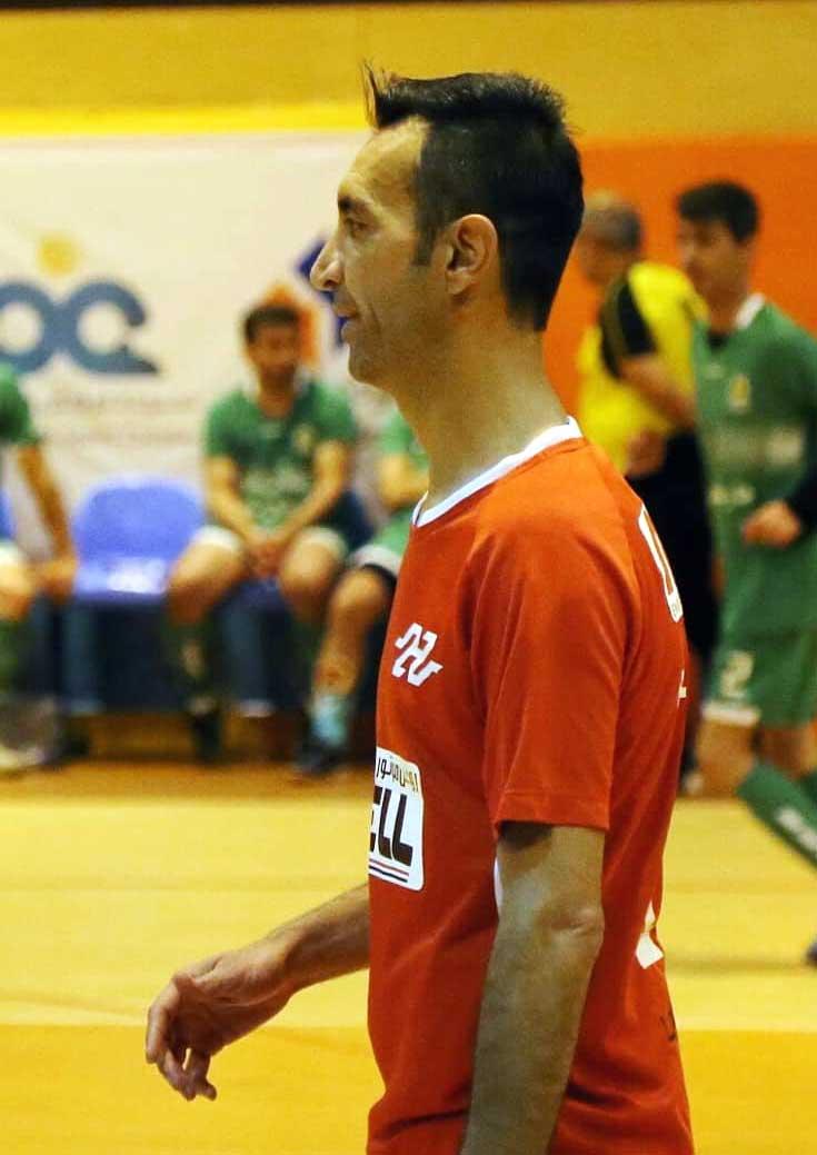 پرتره ورزشی عکاسی ورزش فوتسال   عکاس سهراب نعیمی