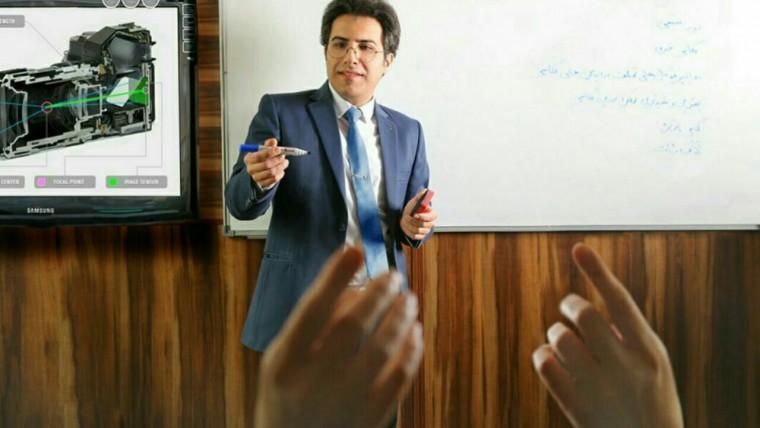 آموزش عکاسی استاد سهراب نعیمی(شاتر در عکاسی)