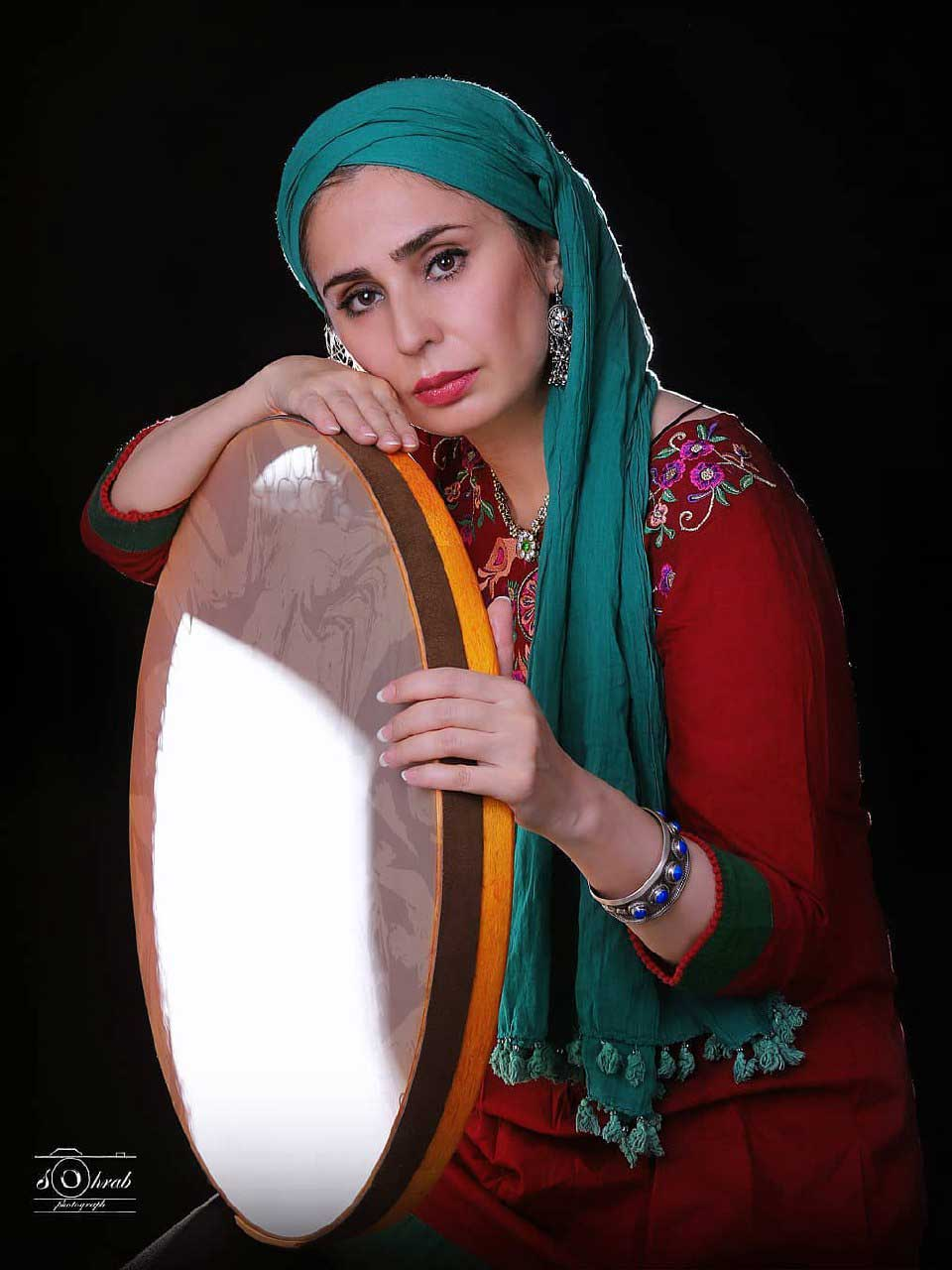 عکس هنری نورپردازی تک نور توسط مهندس سهراب نعیمی