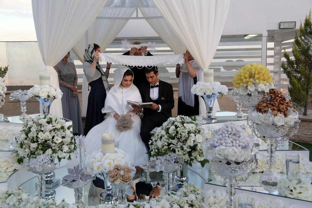 تصویربرداری مجالس عروسی