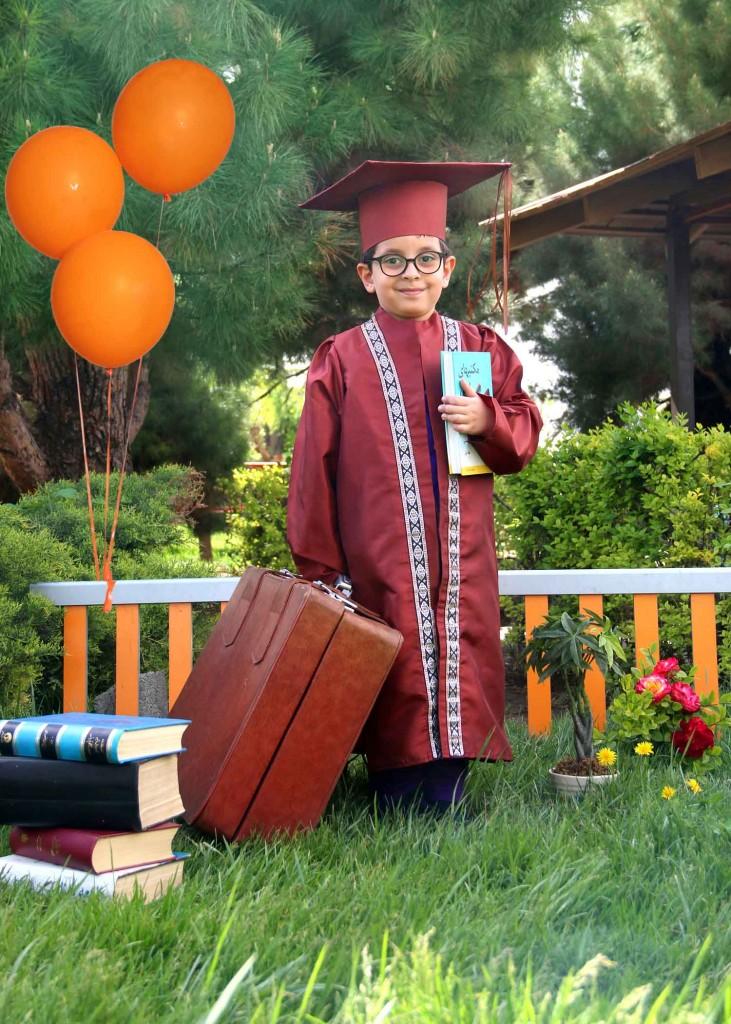 فارغ التحصیلی پایان سال مدرسه جشن آتلیه لباس فارغ التحصیلی استودیو کودک سهراب نعیمی (1)