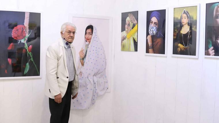آفیش نمایشگاه نقاشی