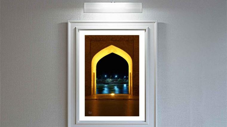 فروش آثار سهراب نعیمی در گالری هنری الیزه